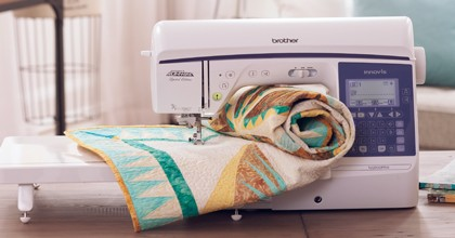 Brother Innov-is NQ900PRW Sewing & Quilting