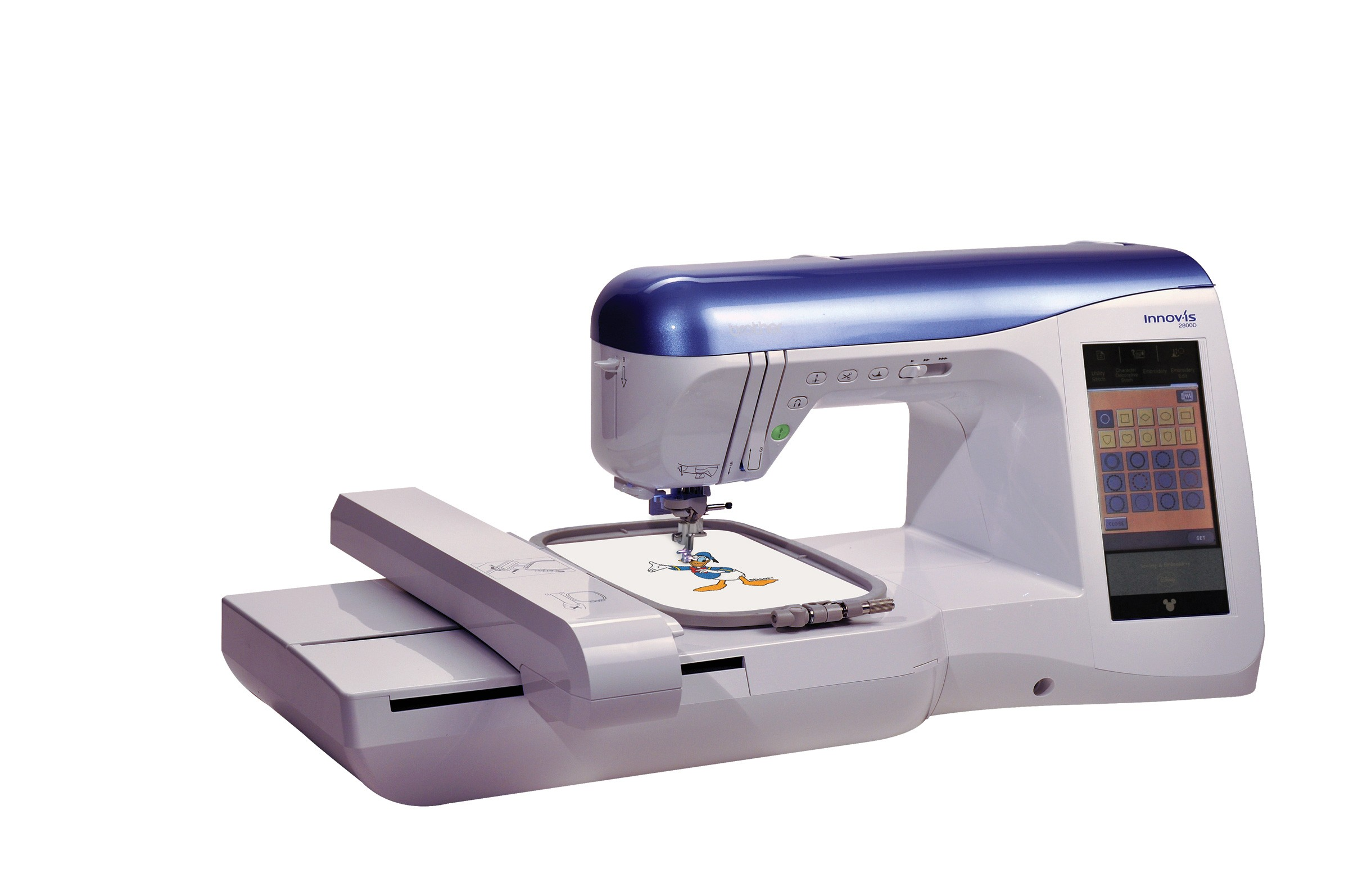 Brother Innov-is 2800D-Sewing & Embroidery
