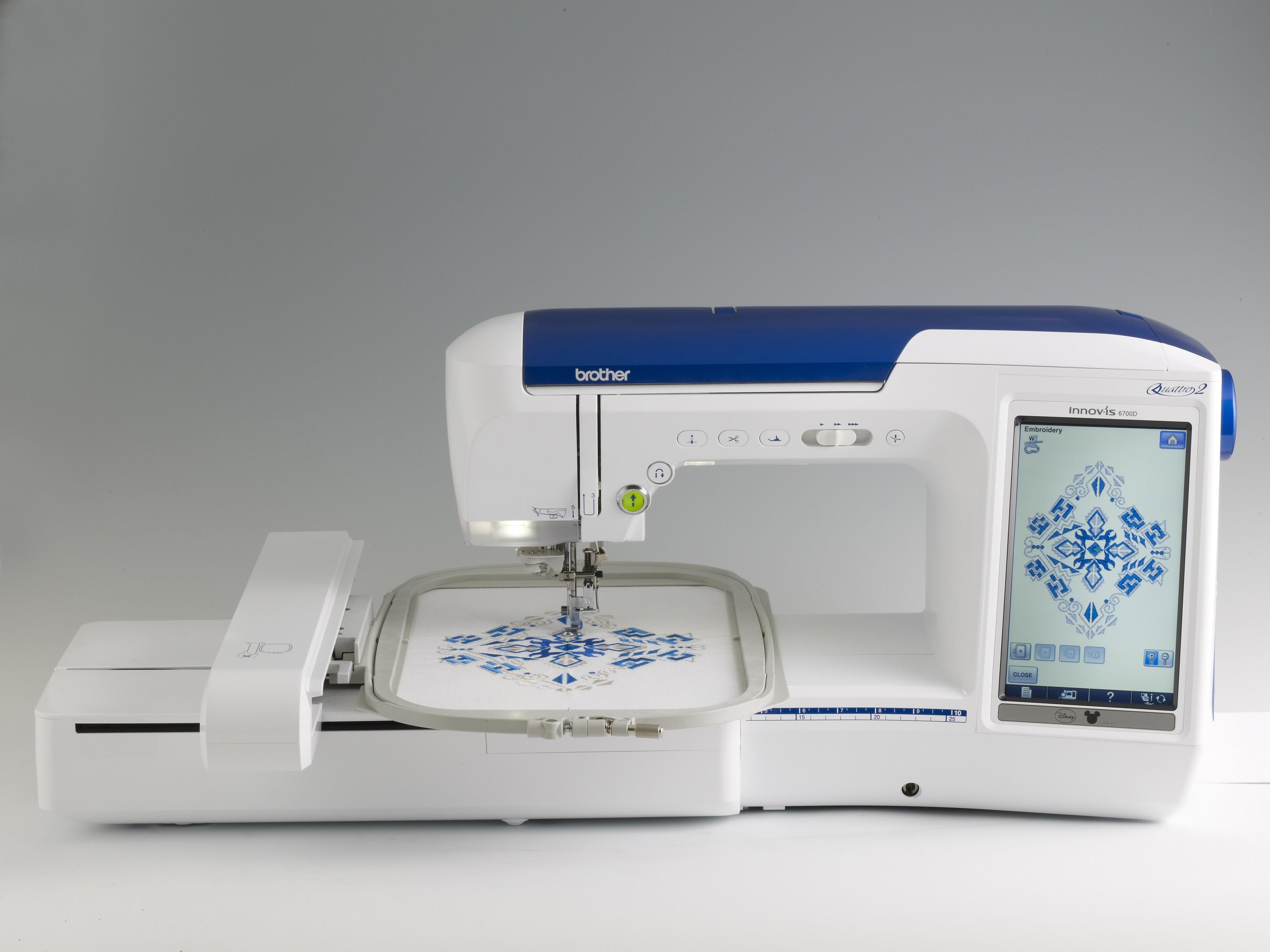Laura Ashley® Limited Edition Innov-ís NX2000 Sewing Machine