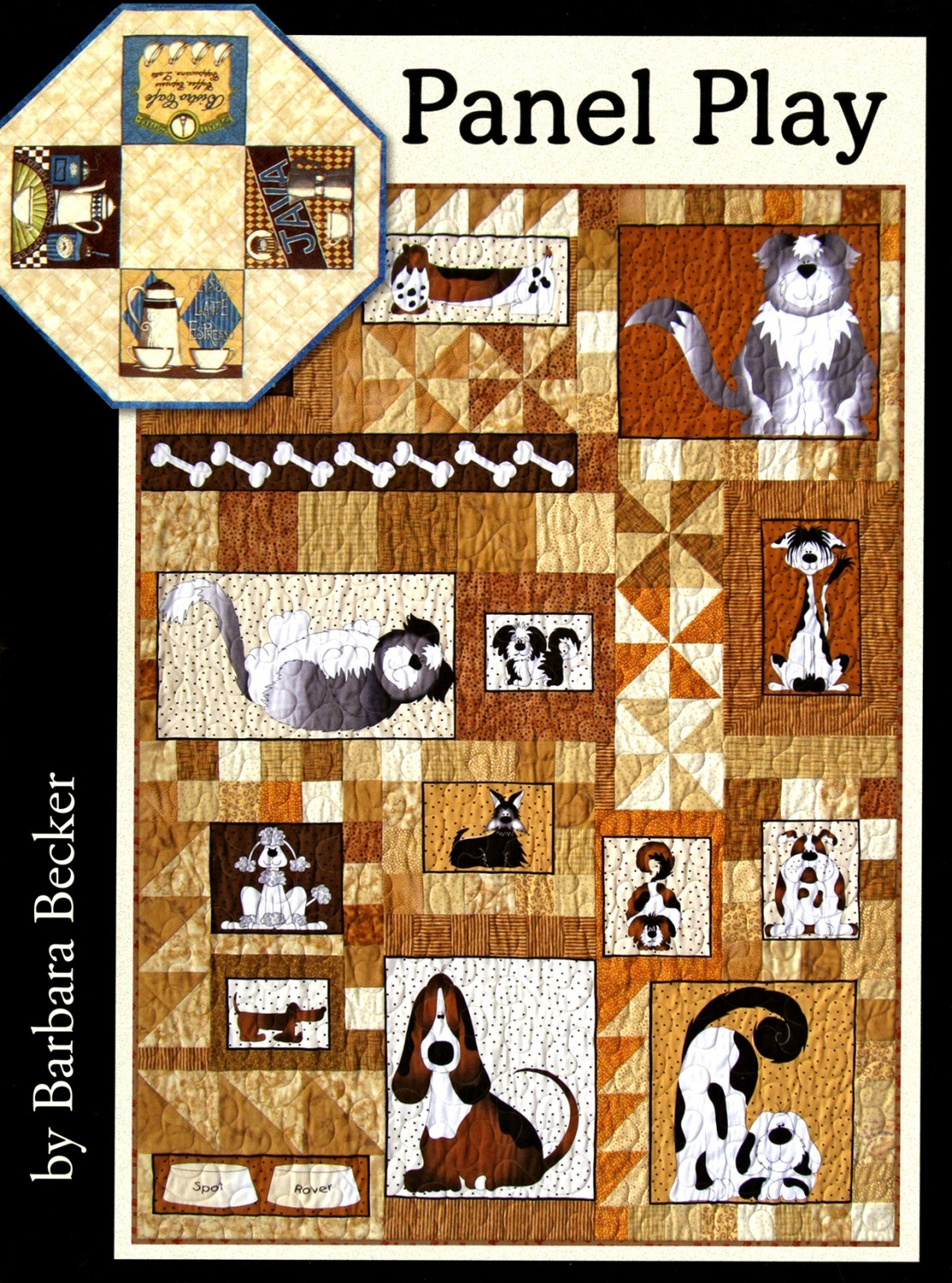 Panel Play Quilt Book