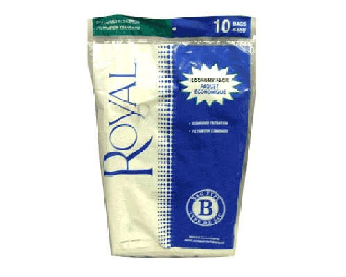 Royal Type B Vacuum Bags (3 pack)