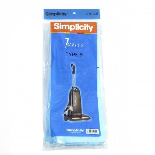 Simplicity7 Series Upright Paper Bags - 3 pk