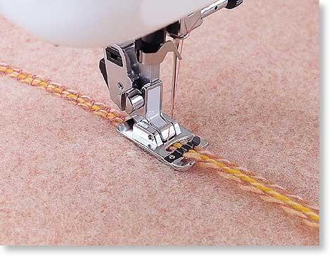 Brother SA110 Cording Foot 7mm