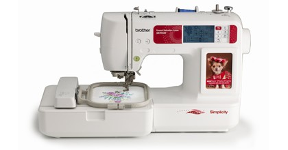 Simplicity SB7050E Embroidery Only Machine