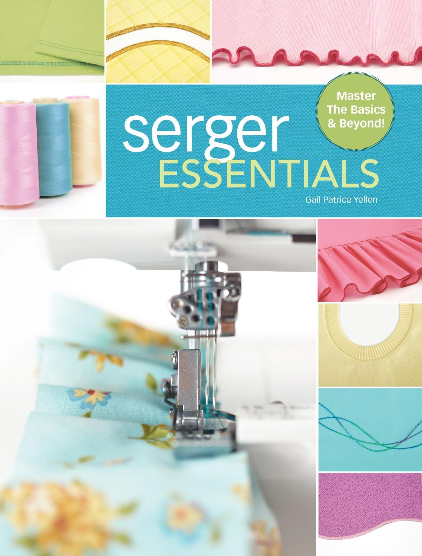 Serger Essentials Book