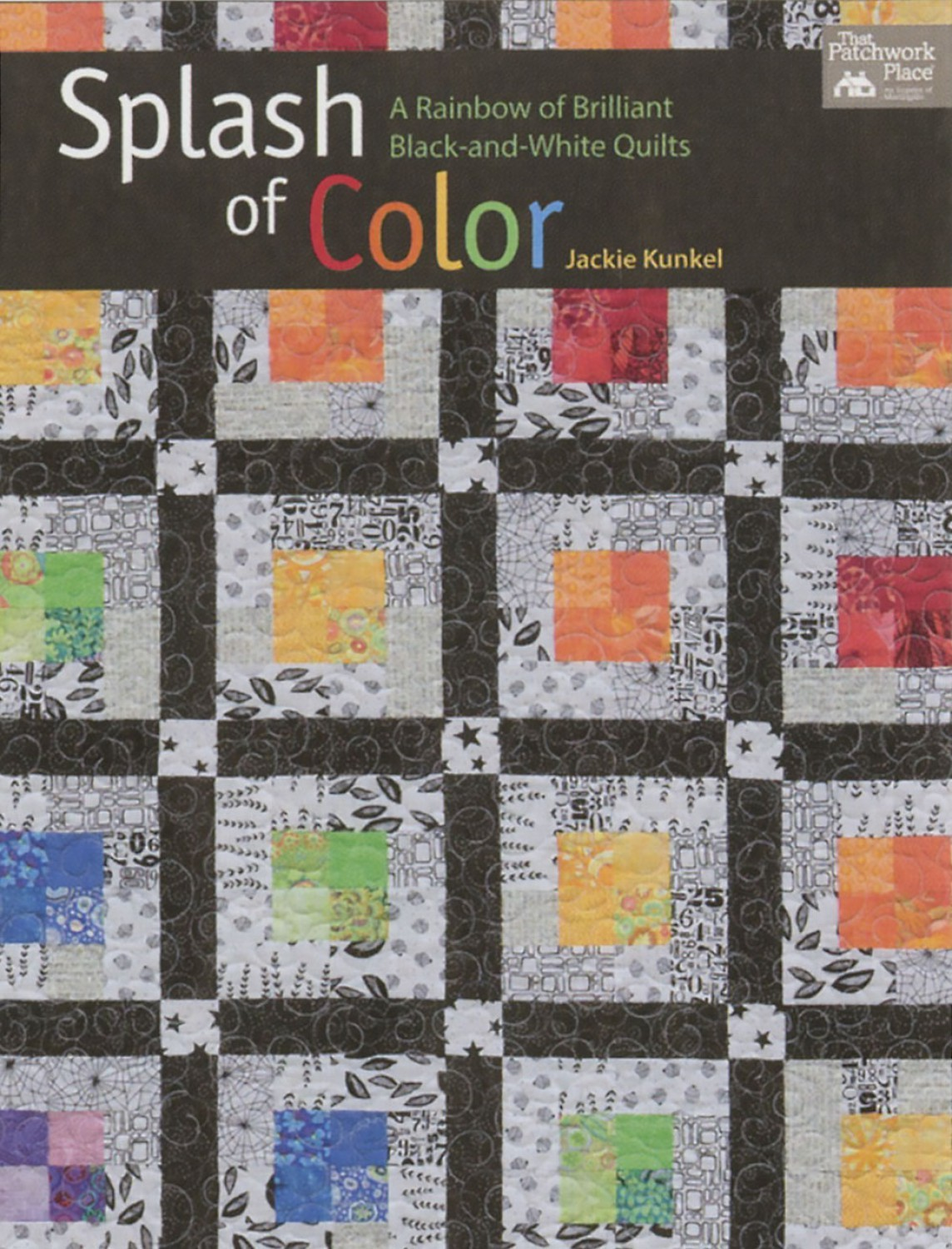 Splash Of Color Quilt Book