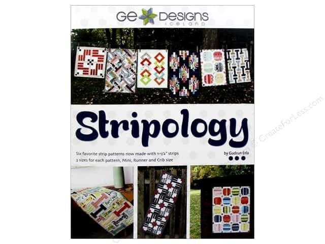 Stripology Quilting Book