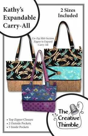 Kathy's Expandable Carry All