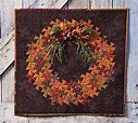 Twister Harvest Wall Hanging Pattern