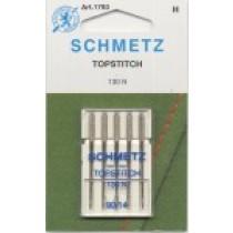 Schmetz Topstitch Machine Needle Size 14/90