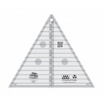 Creative Grids 60 Degree Triangle 8-1/2in