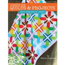 Creative New Quilts and Projects Book