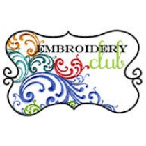 Embroidery Club Session