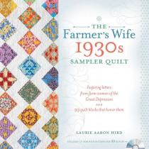 The Farmer's Wife 1930's Sampler Quilt Book