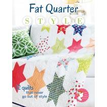 Fat Quarter Style Quilt Book