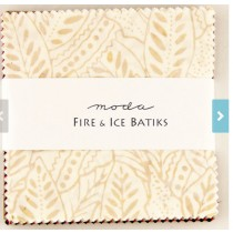 Fire And Ice Batiks Layer Cake