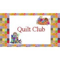 Quilt Club