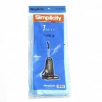 Simplicity 7 Series Upright Paper Bags - 12 pk