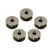Brother SA159 Metal Bobbins 5 Pack For PQ Series