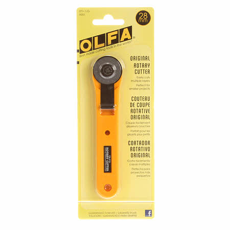 Olfa Rotary Cutter - 28MM - *RTY-1