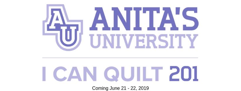 Anita University 201
