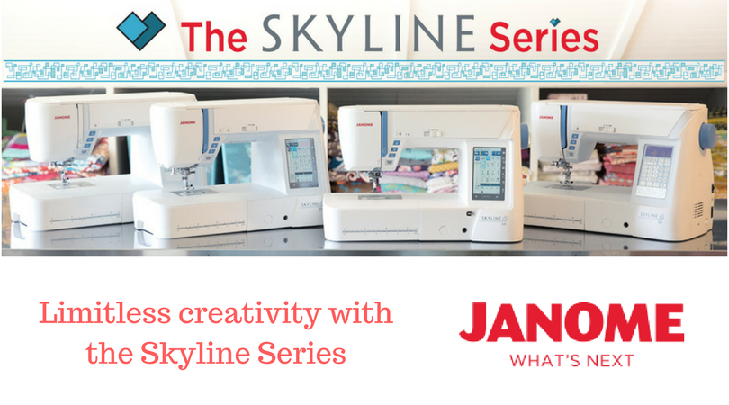 Janome Syline Series