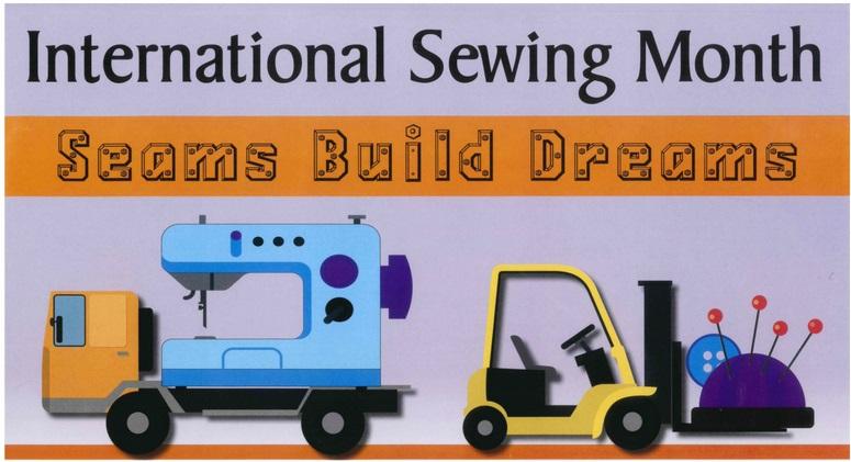 SDTA International Sewing Month