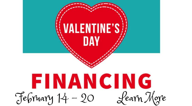 Babylock Valentine's Day Financing